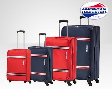 Malas de Viagem American Tourister® by Samsonite®   Cabin Size & Porão