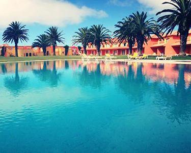 Noite em Peniche | Aparthotel Dona Rita Park Villas & Resort