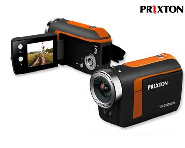 Câmara de Vídeo DV90 Prixton | Zoom 4x