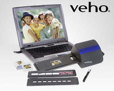 Scanner de Negativos VEHO VFS-002
