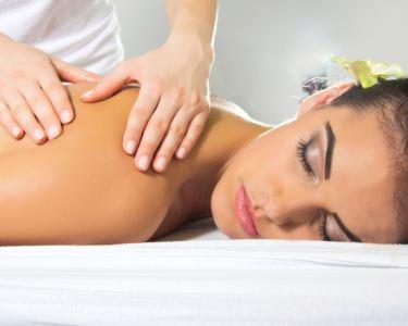 Massagem Terapêutica   Toque que Cura 45 min