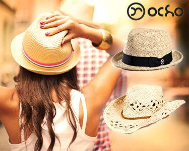 Chapéus Summer Fashion | Ocho8 & Eden��