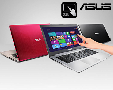 Asus® VivoBook S200E-CT249H | Touch Screen