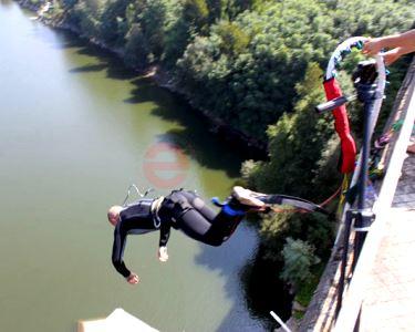Bungee-Jumping | Oferta Inesquecível para 1 ou 2 Pessoas