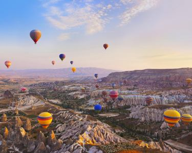 Super Preço | Beleza Oriental | Circuito Turquia Voos + 7 Noites