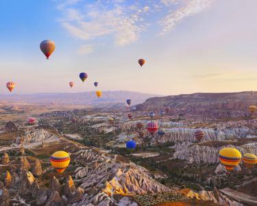 Beleza Oriental da Turquia | Voos + 7 Noites em Circuito