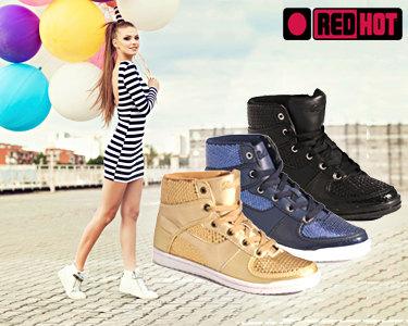 Ténis Fashion RedHot®   Conforto e Estilo