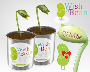 Feijões Mágicos Wish A Bean   Uma Surpresa Especial
