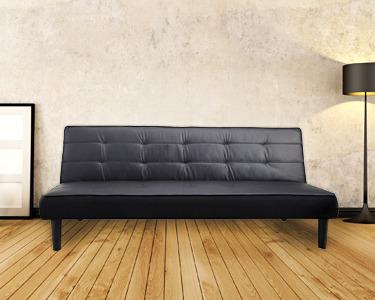 Sofá Cama | Conforto e Simplicidade