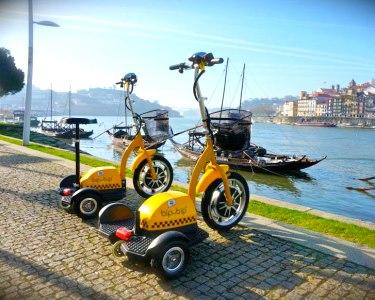 Passeio Original a Dois junto ao rio Douro   Bip-Bip