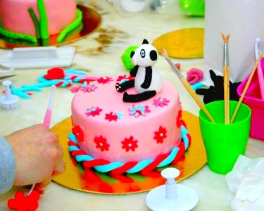 Os segredos do Cake Design & Modelagem | Curso de 4, 8 e/ ou 10 Horas