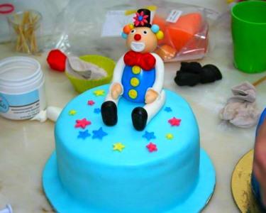 Cake Design & Modelagem | Curso + Certificado de Participação + Bolo | Matosinhos
