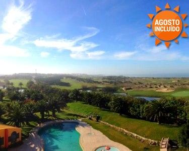 Atlântico Golfe Hotel 4* - 1 ou 4 Noites & SPA em Peniche