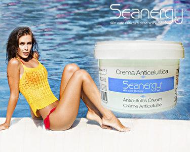 Creme Anticelulite Seanergy® | Escolha a Quantidade