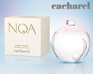 Perfume Noa EDT da Cacharel® | Escolha a Quantidade