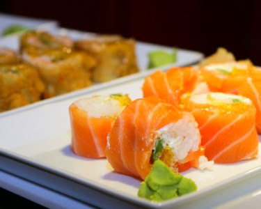 Jantar de Charme a Dois | Estado Líquido Fusion Sushi