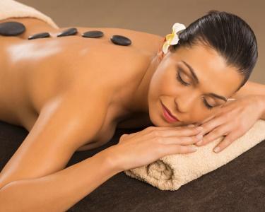 Massagem Pedras Quentes   A mais pedida em todo o mundo