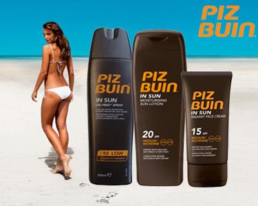 Protector Solar Piz Buin Sun® | Sun Care Sensation
