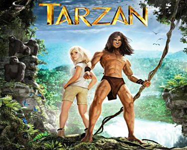 «Tarzan» no Cinema City | Bilhete & Pipocas