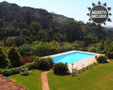 Sintra | 2 Noites de Verão em Monserrate - Quinta de São Thiago