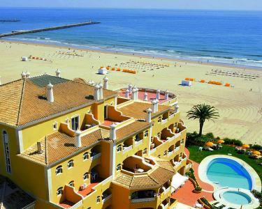 Noite Vista Mar na Praia da Rocha | Hotel Oriental 4 *