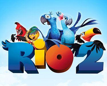«Rio 2 » no Cinema City | Bilhete & Pipocas