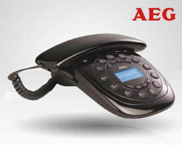Telefone AEG Style 12   Design Revivalista