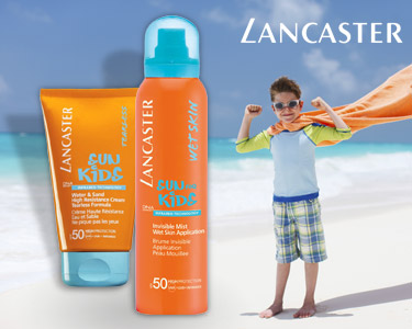 Lancaster® Sun Kids | Resistente à Água e Areia