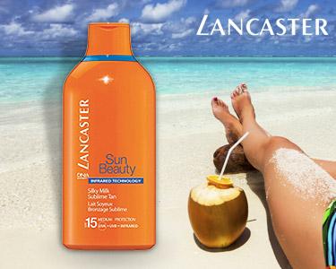 Lancaster® Creme Corporal Sun Beauty SPF15