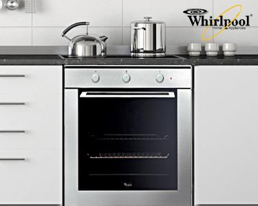 Forno Whirlpool® Multifunções AKPM 759/IX