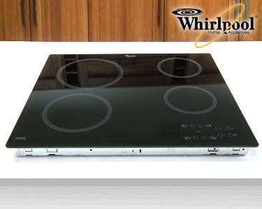 Placa Vitrocerâmica Whirlpool® AKT 809/NE