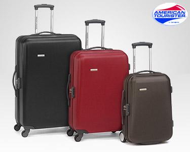 American Tourister® by Samsonite® | Malas de Viagem Cabin Size & Porão