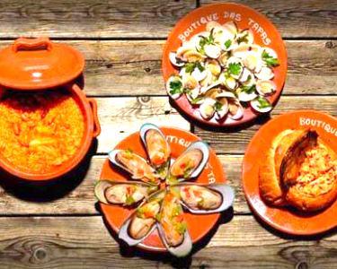 Mundial 2014 nos Melhores Restaurantes de Tapas do Norte | Porto e Braga
