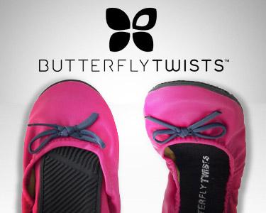 Sabrinas Butterfly Twists®   A Escolha das Celebridades