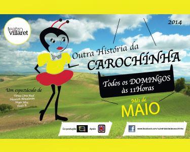 «A Outra História da Carochinha» no Teatro Villaret