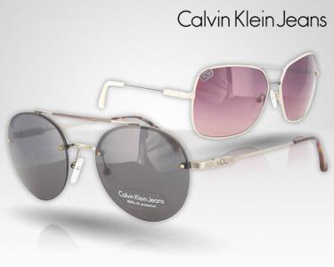 Óculos de Sol Calvin Klein Jeans® | Estilo e Elegância
