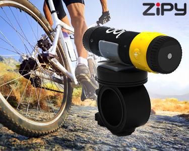 MP3 Aquático com Câmara | 4GB e Suporte para Bicicleta