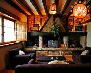 Casa Rural com SPA em Salamanca | 1 ou 2 Noites