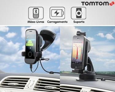 Kit Mãos Livres para iPhone ou Smartphone   TomTom®