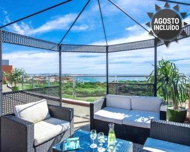 Hotel Aqua Pedra dos Bicos 4* - 3 ou 5 Noites em Meia Pensão