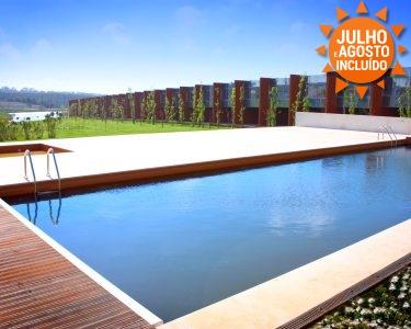 Noites de Luxo no Bom Sucesso Resort em Óbidos 5* - T1, T2 ou T3 para até 6 pessoas