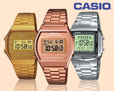 Casio® Collection Retro | Escolha o seu Modelo