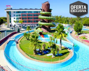 Aquashow Park Hotel 4* - Noite & Entradas 2 Adultos+1Criança |Setembro