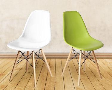 Cadeira Tower Wood - Design em Sua Casa