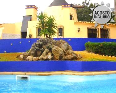 Algarve - 3 Noites em Moinho T1 Restaurado com Piscina Privativa - Até 4 Pessoas