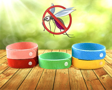 5, 15, ou 30 Pulseiras Anti-Mosquitos | Um Verão Sem Picadas