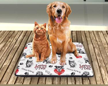 Cama Viscoelástica para Cães & Gatos