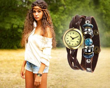 Relógio Vintage | O Acessório Essencial