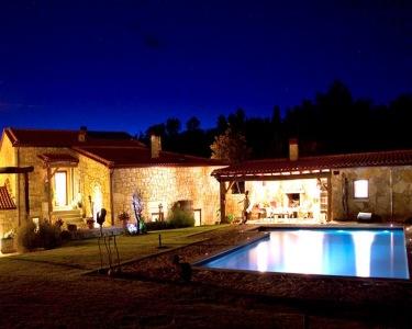 Noite a Dois em Turismo Rural de Excelência & Spa Termas do Cró