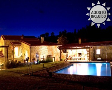 Noite a Dois em Turismo Rural de Excelência & Spa Termas do Cr??